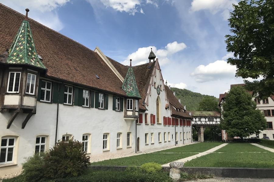Klosterkirchensaal Blaubeuren