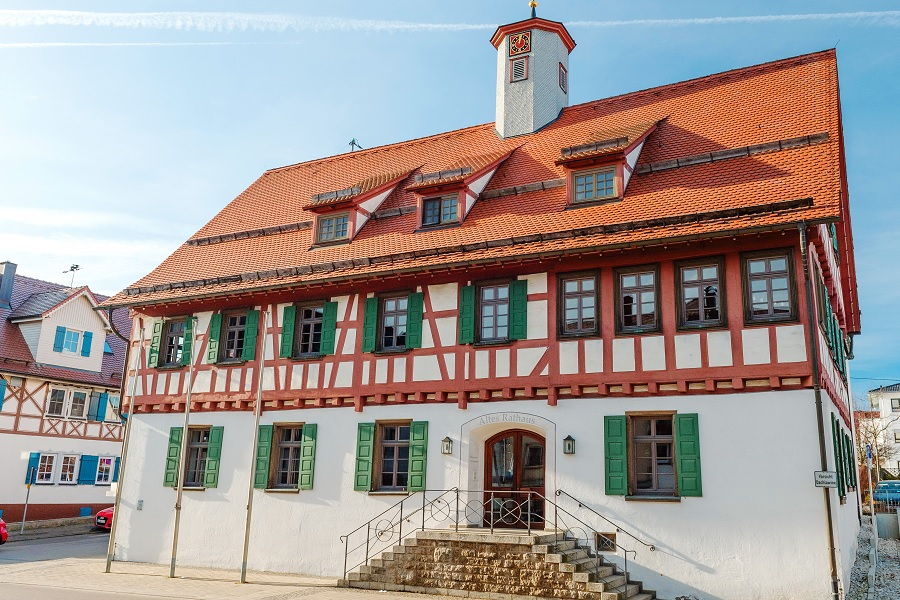 Laichingen_Altes Rathaus