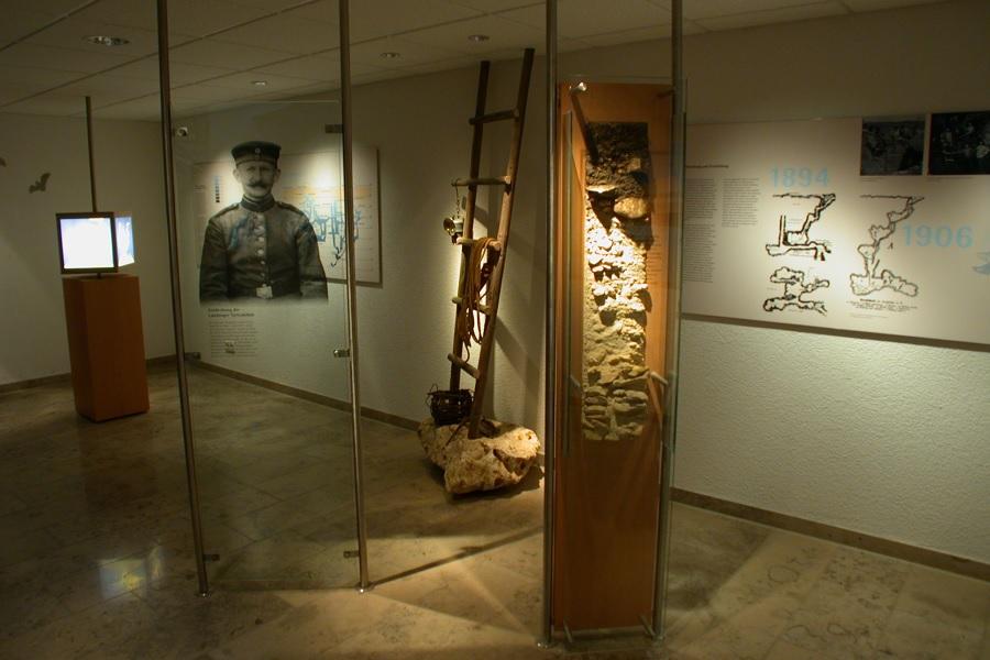 Laichingen Höhlenkundliches_Museum_Kachel; Höhlenmuseum; Museum für Höhlenkunde