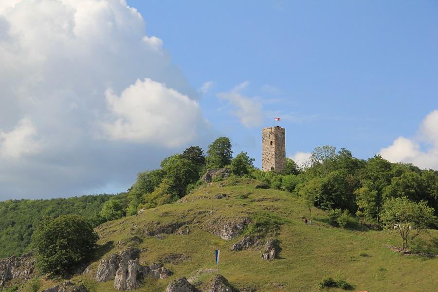 Schelklingen Schloßturm; Burg Hohenschelklingen