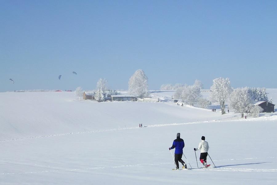 Westerheim_Schneeschuhwandern
