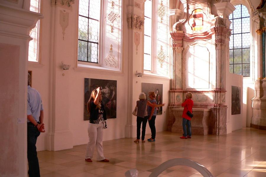 Galerie Schloss Mochental und Besenmuseum