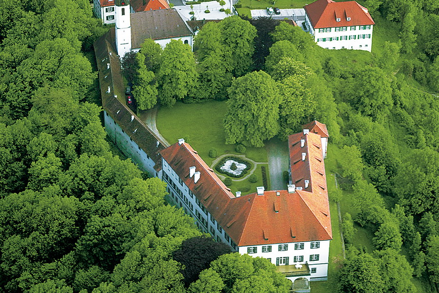 Illerkirchberg Schloss; Oberkirchberg