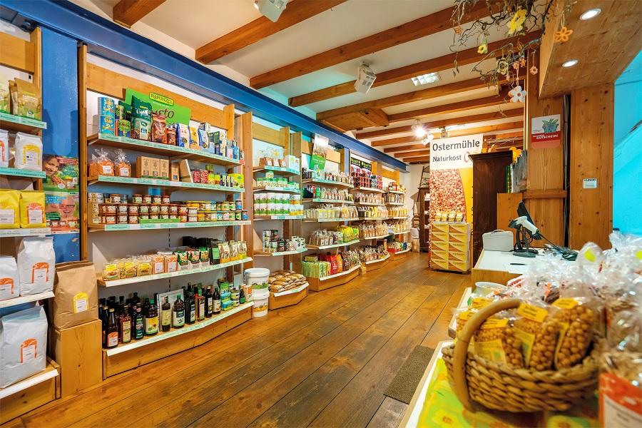 Regionale Produkte & Hoverkäufe