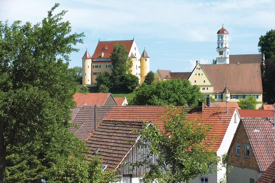 Ober- und Unterschloss Oberbalzheim