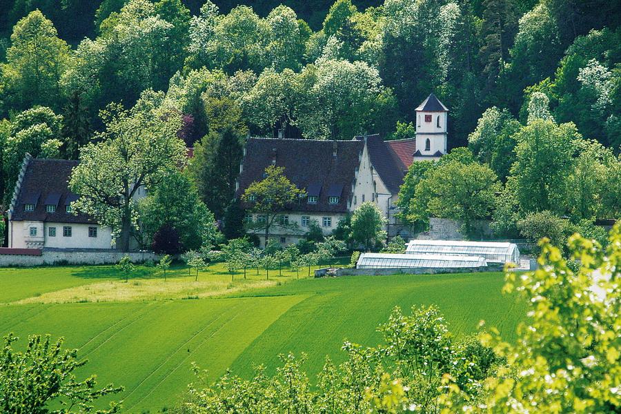 Kloster Urspring, Schelklingen