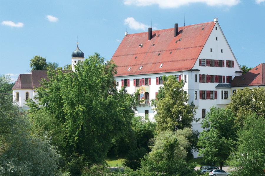 Kloster Untermarchtal voll barrierefrei und Behinderten WC