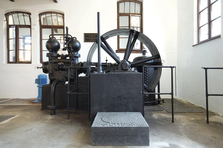 Pumpwerk Teuringshofen