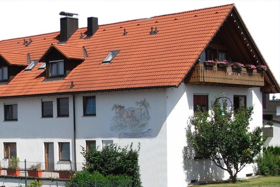 Landhotel Wiesenhof, Hausansicht