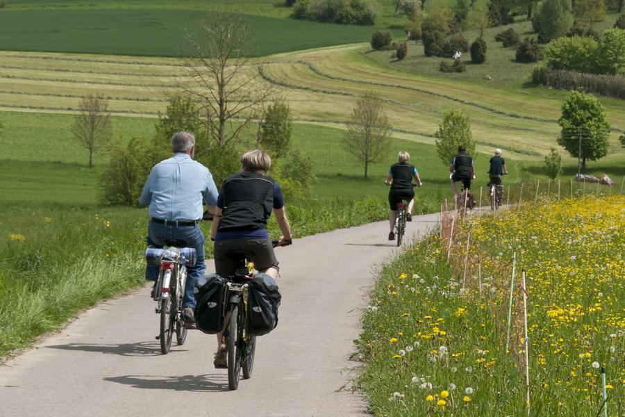 Radfahren im Alb-Donau-Kreis; Radservice-Stationen