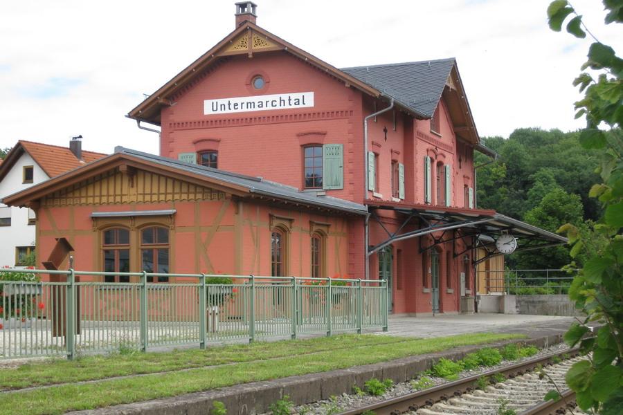 Infozentrum Untermarchtal