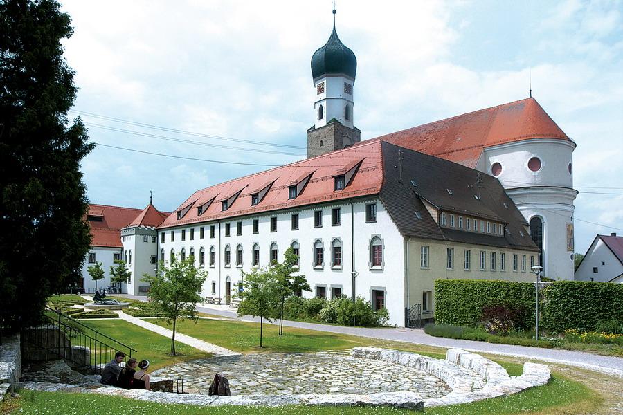 Ehingen - Franziskanerkloster und Liebfrauenkirche