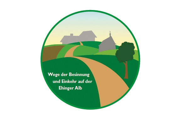 Logo Besinnungsweg Ehinger Alb