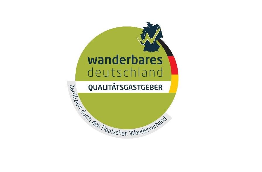 Qualitätsgastber Wanderbares Deutschland