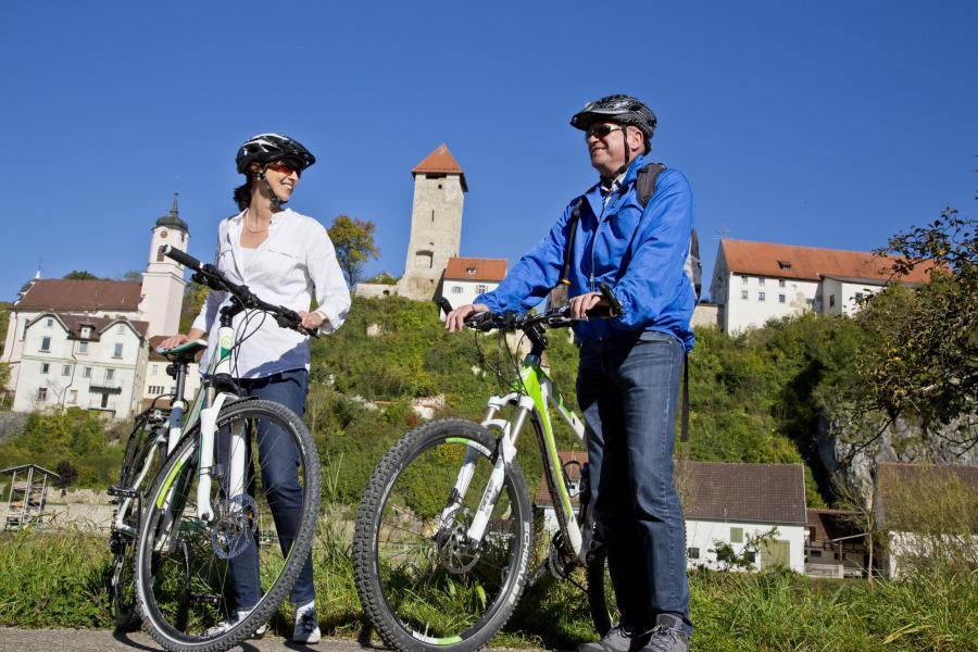 Radtouren im Alb-Donau-Kreis