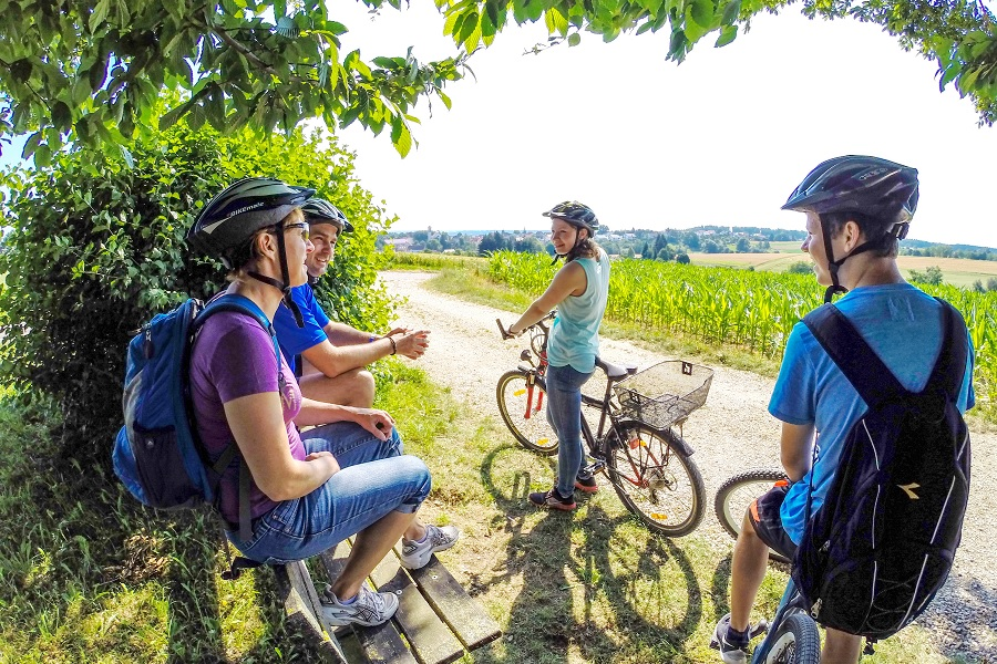Dietenheim_Regglisweiler_Radtour; Von Erbach ins Illertal und zur Donau