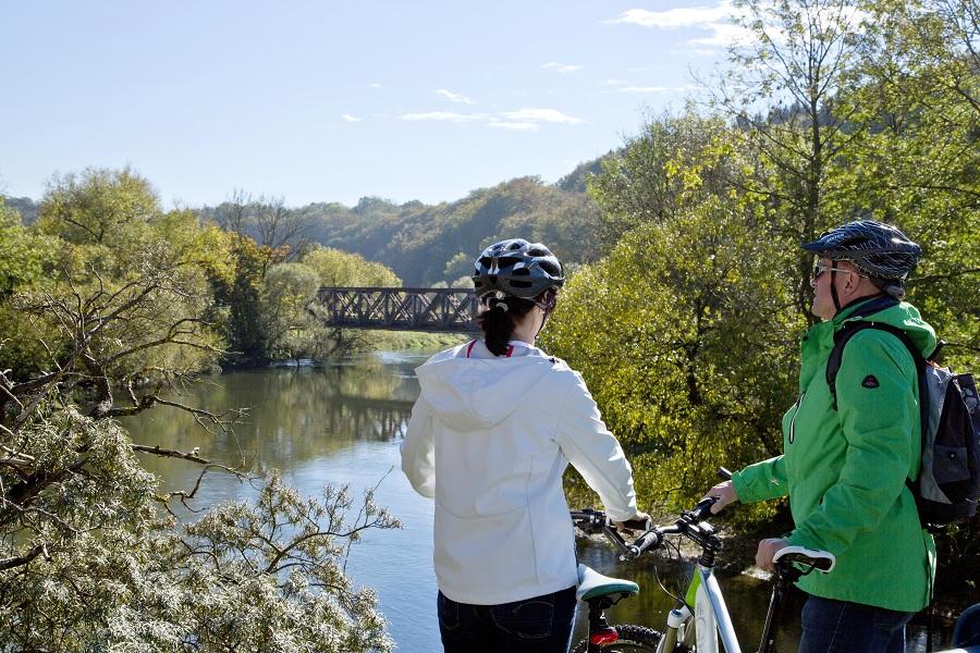 Radfahren_ADK_Tour_11; Von Ehingen ins oberschwäbische Hügelland