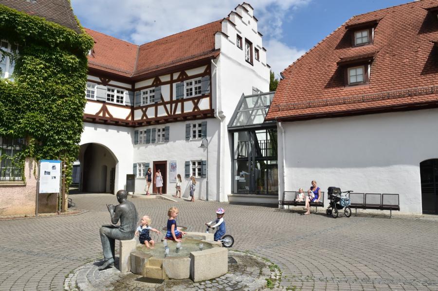 30 Jahre - Kultur im Pfleghof; Museum für Vor- und Frühgeschichte in Langenau
