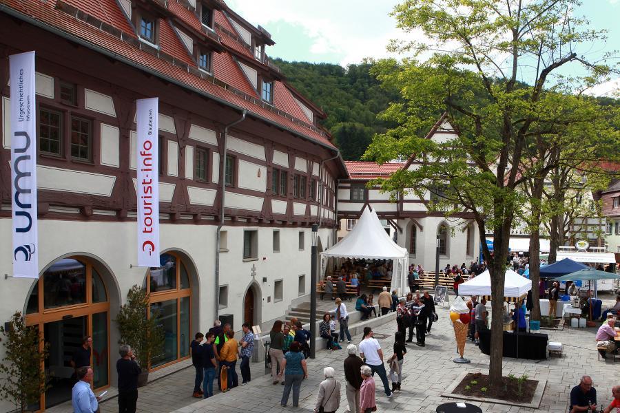 Museumsfest Blaubeuren