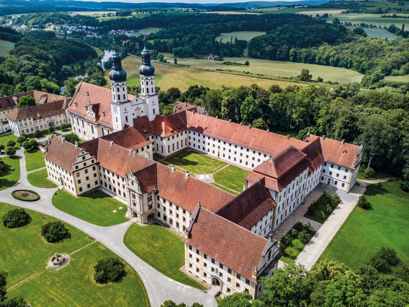 Obermarchtal - Klosteranlage - 2018