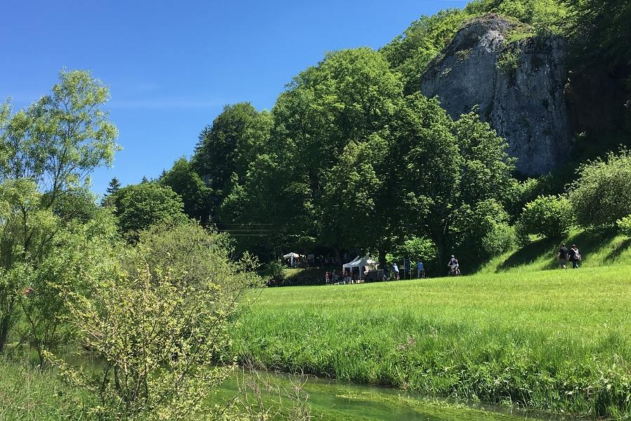 Eiszeittäler-Radweg