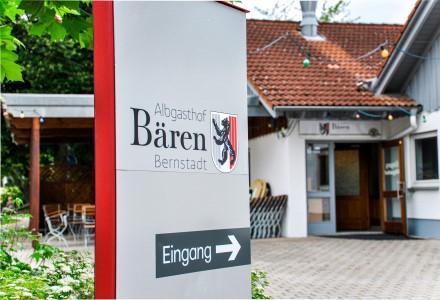 Albgasthof Bären in Bernstadt