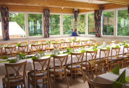 Waldgaststätte Zum Schillerstein in Blaubeuren
