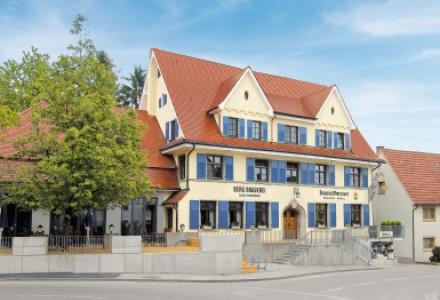 Brauereiwirtschaft Berg in Ehingen-Berg