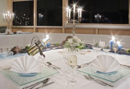 Candle-Light-Dinner im Hotel Zur Rose in Ehingen-Berg
