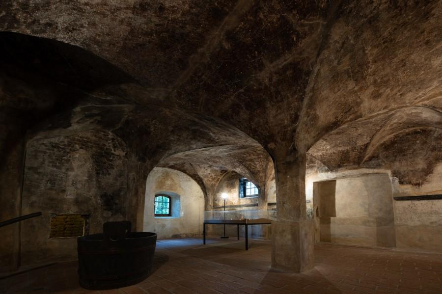 Badhaus der Mönche in Blaubeuren