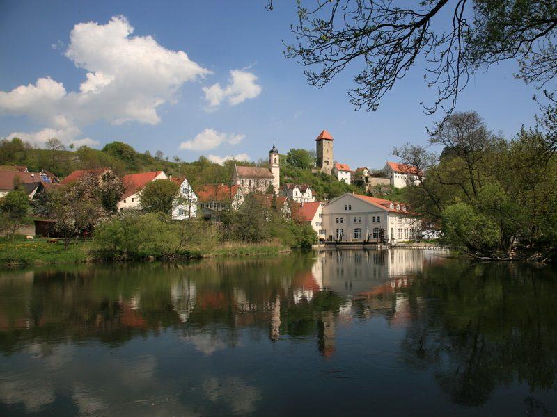 Rechtenstein; Donau-Hochberg-Tour